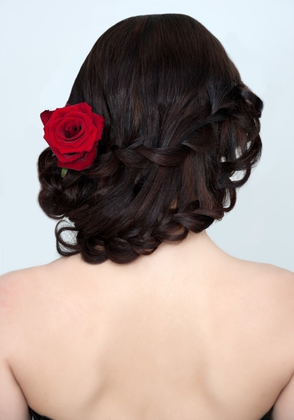Explore Gallery Of Spanish Updo Hairstyles Showing 14 Of 15 Photos