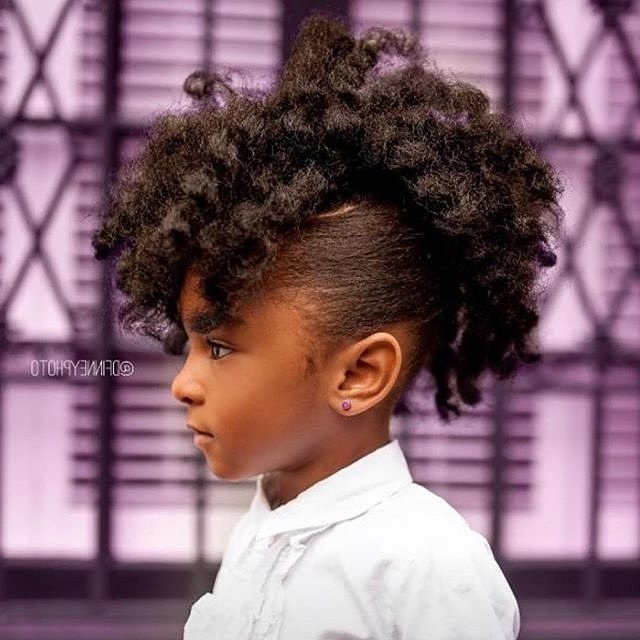 Featured Photo of Cute Updos For African American Hair