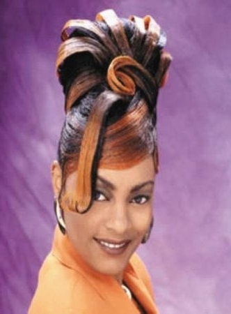 Sweet 16 Hairstyles For Black Girls Best Of Updo Hairstyles For Throughout Most Popular Updo Hairstyles For Sweet (View 11 of 15)