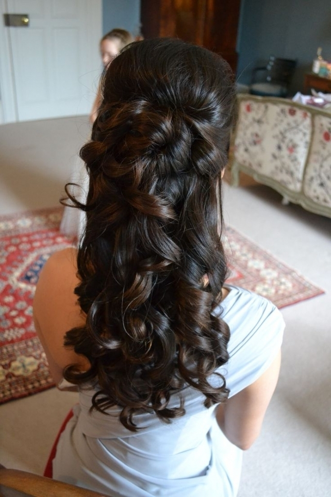 Sweet 16 Updo Hairstyles Hairstyles For Sweet 16 Half Up Down Hair Inside Most Recent Updo Hairstyles For Sweet  (View 13 of 15)
