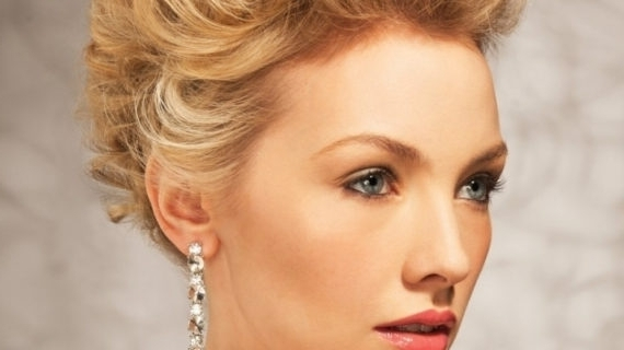 Teased Updo Hairstyles Teasing To Fluff Up Hair And A Long Ponytail Throughout Newest Teased Updo Hairstyles (View 15 of 15)