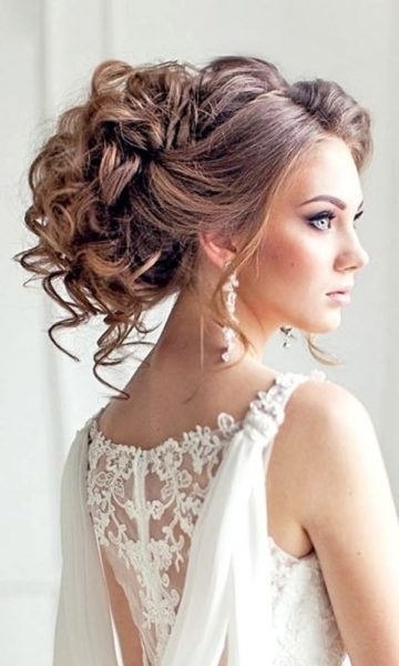 The Brilliant And Stunning Curly Updo How To Regarding Motivate – My Throughout Most Popular Curly Updo Hairstyles (View 15 of 15)