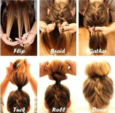 The Brilliant Quick Curly Hair Updos Pertaining To Your Beauty – My Pertaining To Best And Newest Easy Updos For Wavy Hair (View 12 of 15)
