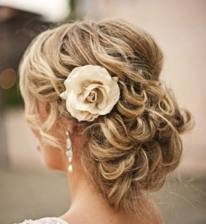 The Most Beautiful Updo Hairstyles Mother Of The Bride Regarding Recent Updo Hairstyles For Mother Of The Bride (View 15 of 15)