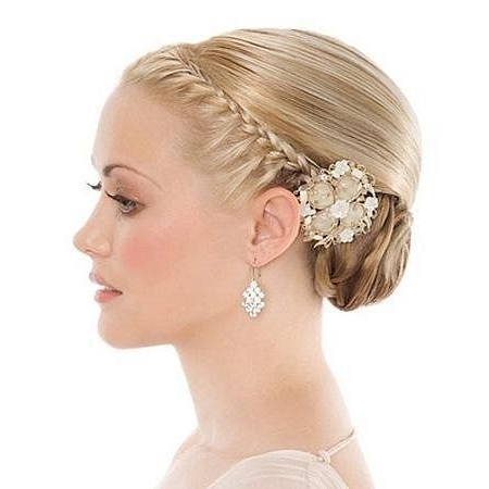 The Voluminous Updo Wedding Hairstyle For Thin Hair | Wedding Pertaining To Most Popular Bridesmaid Updo Hairstyles For Thin Hair (View 7 of 15)