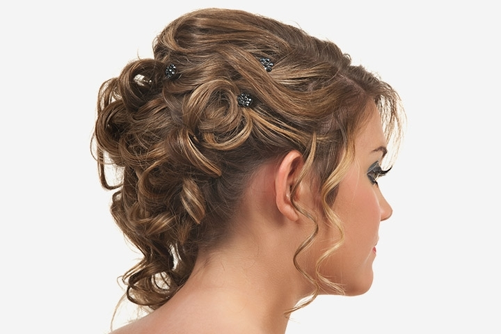 Top 10 Latest Updo Hairstyles For Teens In Newest Teenage Updo Hairstyles (View 3 of 15)
