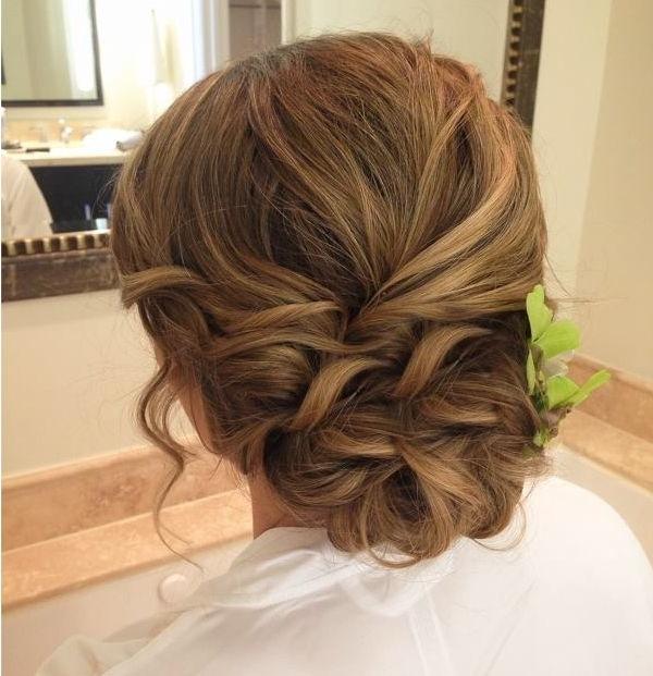 Top 20 Fabulous Updo Wedding Hairstyles – Elegantweddinginvites Blog Inside Latest Easy Hair Updo Hairstyles For Wedding (View 9 of 15)