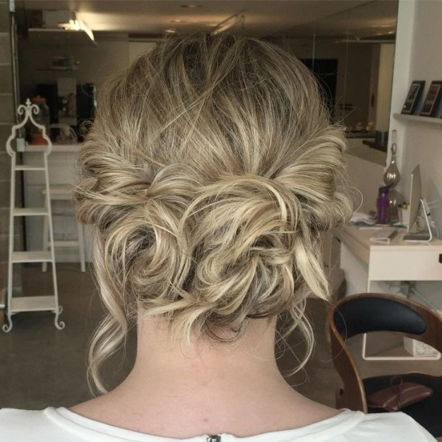 Displaying Photos of Prom Updos For Short Hair (View 7 of 15 Photos)