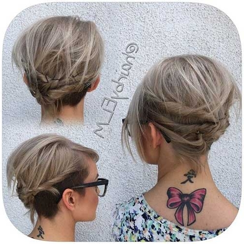 Trending Long Bob Updo Ideas | Bob Hairstyles 2017 – Short For Recent Bob Updo Hairstyles (View 5 of 15)