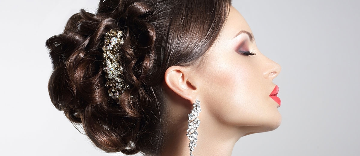 Trendy And Gorgeous Updo Hairstyles In 2018   Lovehairstyles Within 2018 Updo Hairstyles For Black Tie Event (View 12 of 15)