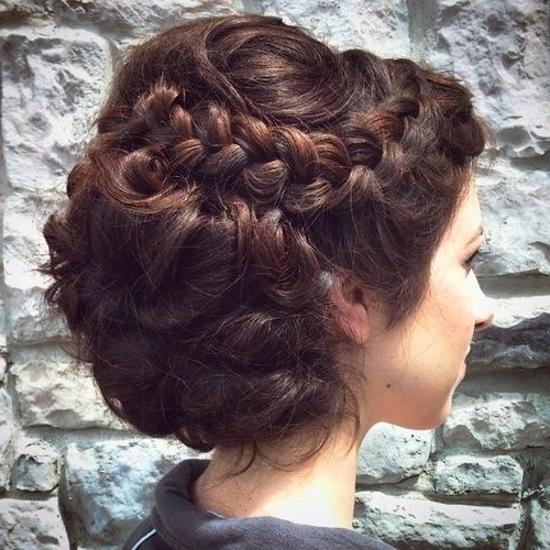 Trubridal Wedding Blog | Long Hair Archives – Trubridal Wedding Blog In Most Popular Updo Hairstyles For Long Thick Hair (View 15 of 15)