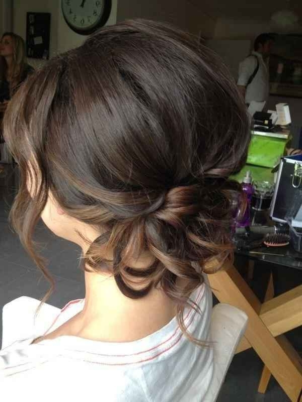 Unique Soft Updos For Short Hair | Hairstyles Ideas Within Best And Newest Soft Updos For Short Hair (View 12 of 15)