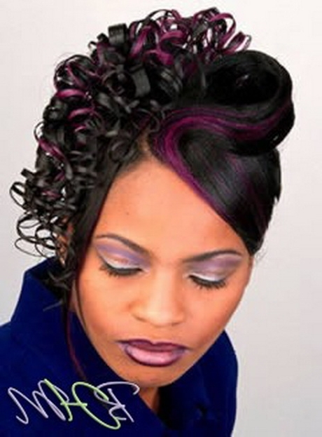 Updo Black Hair Styles – Hairstyle For Women & Man Throughout Most Popular Quick Weave Updo Hairstyles (View 15 of 15)