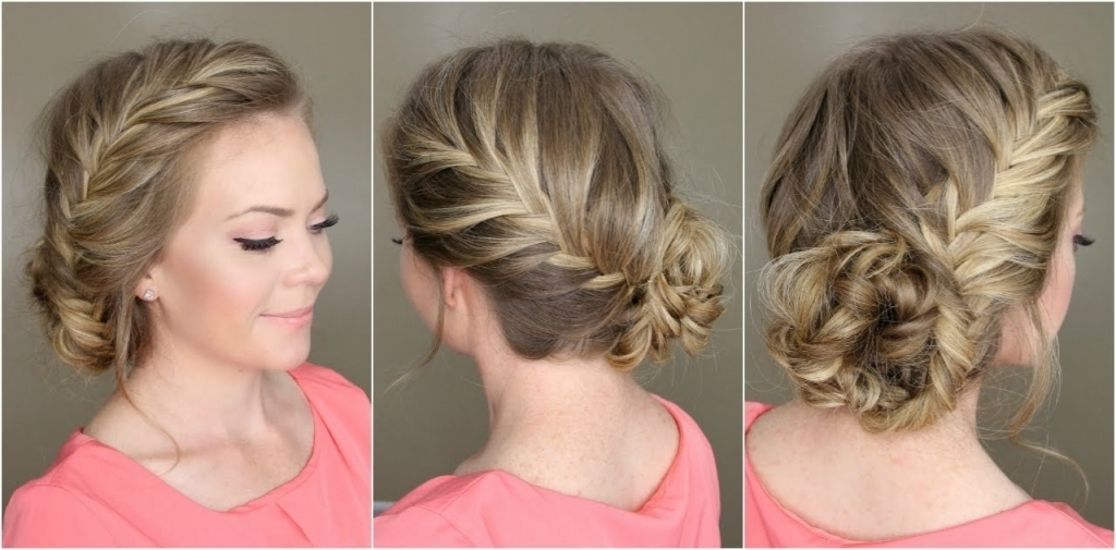 Updo Buns Hairstyles Updo Bun Hairstyles Cute Bun Hairstyles For Pertaining To Most Up To Date Updo Hairstyles For Teenager (View 14 of 15)
