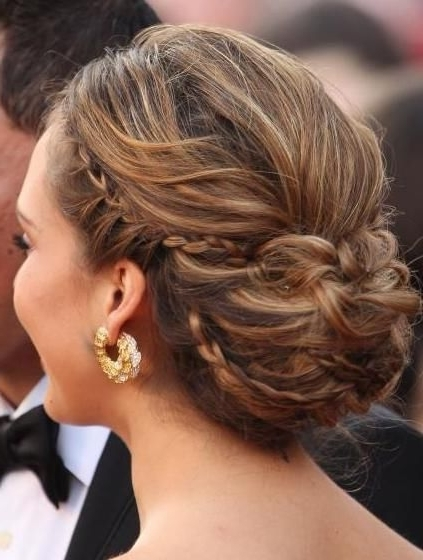 Updo Hairstyles For Long Hair For Prom | Medium Formal Hairstyles In Best And Newest Fancy Updo Hairstyles For Long Hair (View 15 of 15)