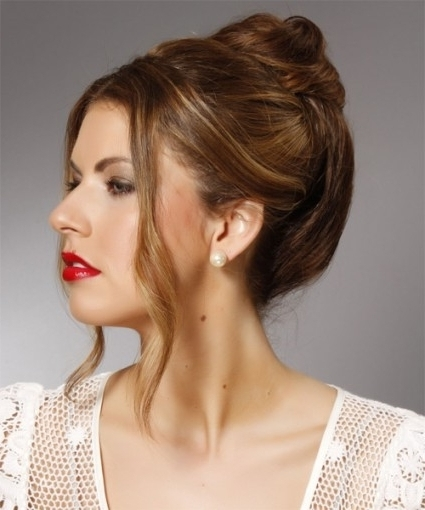 Updo Hairstyles For Long Straight Hair – Hairstyles For Long Hair With Regard To Recent Updo Hairstyles For Straight Hair (View 2 of 15)