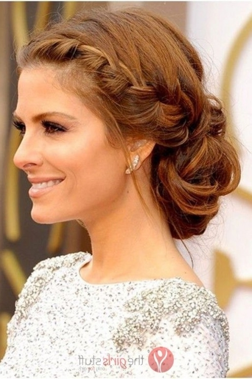 Updo Hairstyles For Long Thick Hair | Images The Girls Stuff With Intended For Most Recently Updo Hairstyles For Thick Hair (View 5 of 15)