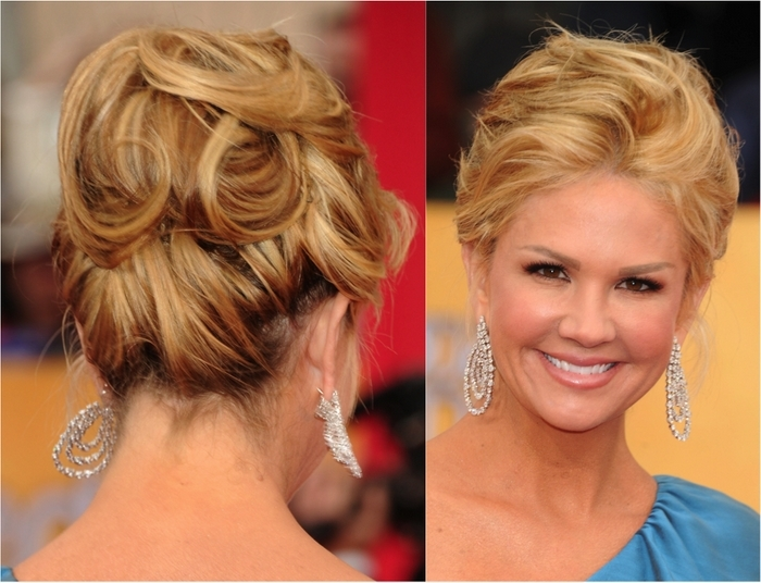 Featured Photo of Updo Hairstyles For Older Women