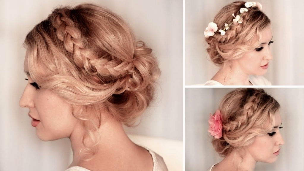 Updo Hairstyles For Short Curly Hair Updo Hairstyles Long Curly Hair For Newest Updo Hairstyles For Short Curly Hair (View 4 of 15)