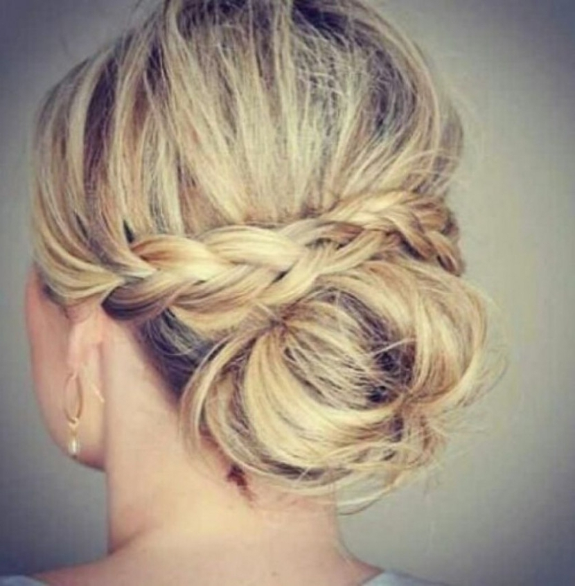 Updo Hairstyles For Thin Hair Hairstyles – Popular Long Hairstyle Intended For Most Popular Updos For Long Thin Hair (View 13 of 15)