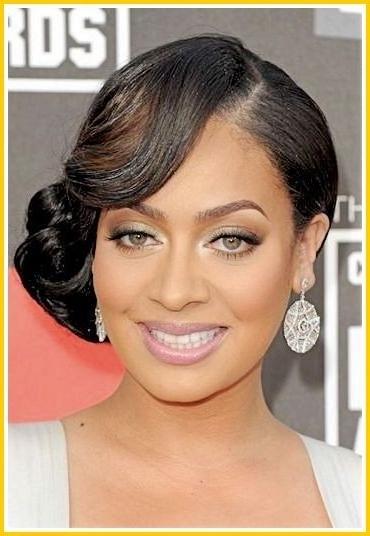 Updo Hairstyles For Weddings Black Hair Ideas ~ Wedding Hairstyles With Newest Black Hair Updos For Weddings (View 15 of 15)