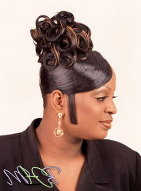 Updo Styles For Black Hair – Hairstyle For Women & Man Inside Newest Black Updo Hairstyles For Long Hair (View 15 of 15)