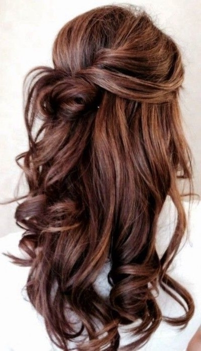 Updo Styles For Thick Long Hair – Hair Styles And Haircut Ideas With Regard To Most Recent Updo Hairstyles For Long Thick Hair (View 15 of 15)