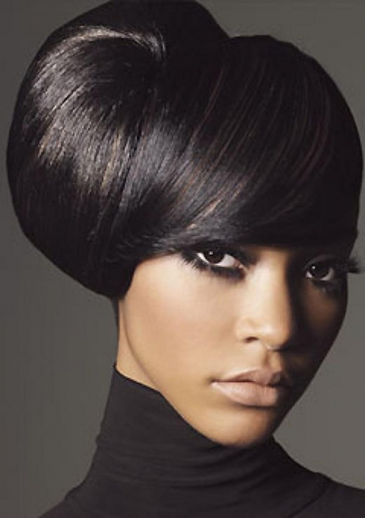 Updos For Long Hair Black Women Pictures Of Updo Hairstyles For With Latest Updo Hairstyles For African American Long Hair (View 15 of 15)