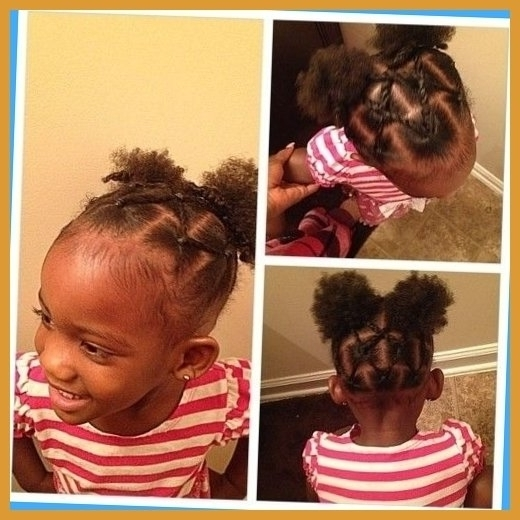 Updos For Short Hair African American Toddlers Google Search Inside Most Up To Date Updo Hairstyles For Little Girl With Short Hair (View 13 of 15)