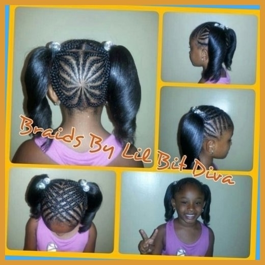 Updos For Short Hair African American Toddlers Google Search With Most Recent Updo Hairstyles For Little Girl With Short Hair (View 13 of 15)