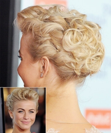 Updos For Short Hair – Short Hair Updos Intended For 2018 Updo Short Hairstyles (View 14 of 15)