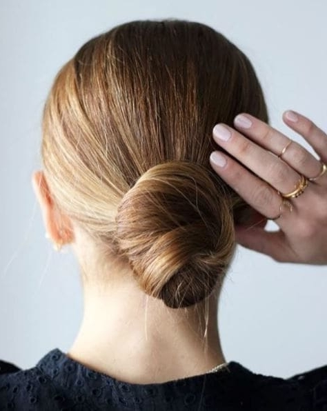 Updos For Thin Hair: Stylish Ways To Wear Your Fine Hair Pertaining To Newest Updos For Thin Hair (View 5 of 15)