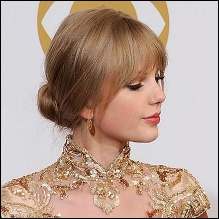 Featured Photo of Updos For Long Hair With Bangs