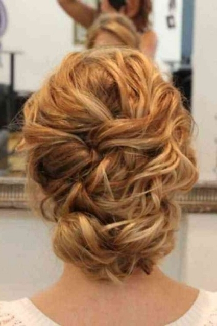 Upscale Adorable Messy Updo Hairstyles For Prom | Simple Stylish With Regard To Most Recent Messy