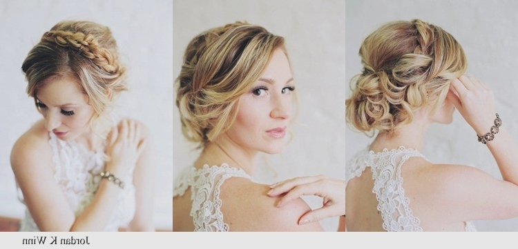 Wedding Bride Hair New Messy Updo Hairstyles Ideas Inspiration Looks In Most Popular Messy Updo Hairstyles For Wedding (View 12 of 15)