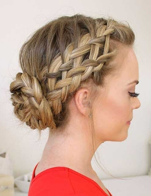 Wedding Hairstyles : Easy Updo Hairstyles For Long Hair (View 13 of 15)
