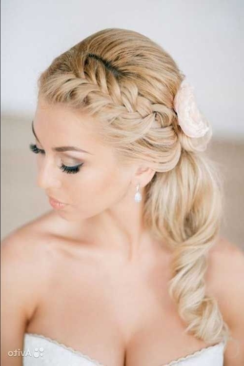 Wedding Hairstyles For Curly Hair | Wedding Day! | Pinterest | Curly With Regard To 2018 Bridal Updos For Curly Hair (View 13 of 15)