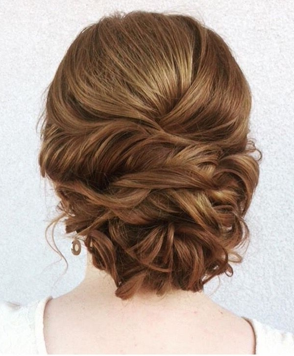 Wedding Hairstyles For Long Hair { How To Achieve Your Perfect For Current Wedding Hairstyles For Long Hair Updo (View 9 of 15)