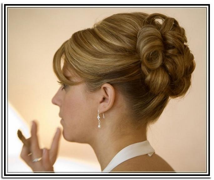 Wedding Hairstyles For Medium Length Hair Tiara | Wedding Hairstyles In Most Recently Updo Hairstyles For Mother Of The Bride Medium Length Hair (View 15 of 15)