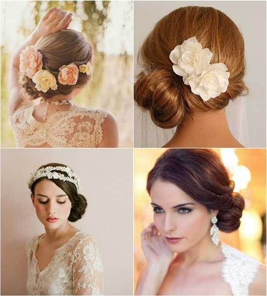 Wedding Hairstyles Looks: Wedding Updos 2015 – Vpfashion Throughout Current Long Hair Updo Accessories (View 10 of 15)