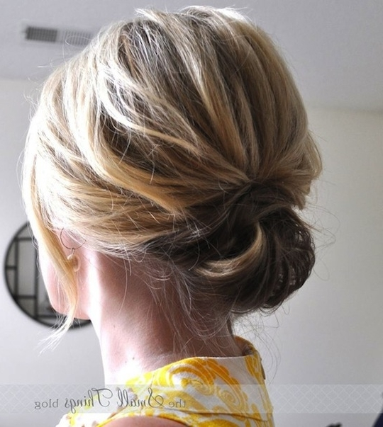 Wispy Wonders | Simple Wispy Updo Within Most Recent Wispy Updo Hairstyles (View 6 of 15)