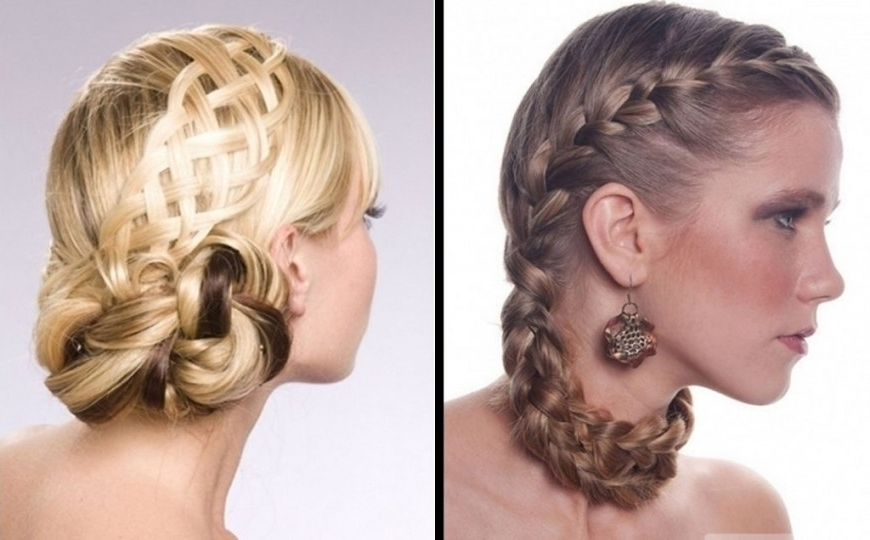 Women Hairstyle : Prom Updo Hairstyles Short Hair Easy Updos For Inside Most Popular Dressy Updo Hairstyles (View 5 of 15)