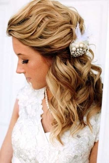 10 Bridal Hairstyle Ideas For Fine Hair – Hair World Magazine Within Wedding Hairstyles For Mid Length Fine Hair (View 6 of 15)