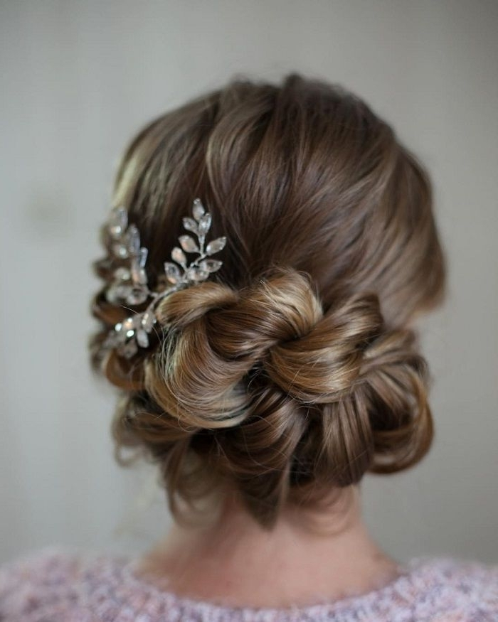 10 Creative Hair Braid Style Tutorials | Updos, Weddings And Wedding With Regard To Wedding Hairstyles With Braids For Bridesmaids (View 9 of 15)