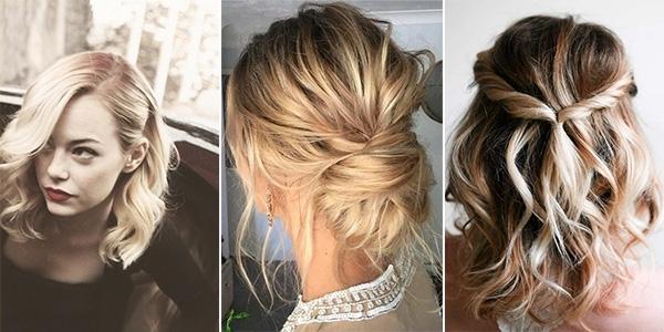 10 Latest Wedding Hairstyles For Medium Length Hair – Emmalovesweddings With Regard To Wedding Hairstyles For Medium Long Length Hair (View 4 of 15)
