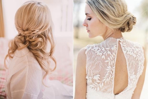 10 Romantic Wedding Hairstyles | Weddingsonline Regarding Romantic Wedding Hairstyles (View 11 of 15)