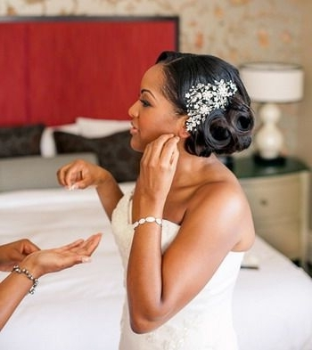 11 Secrets – How To Make Your Hair Grow Faster & Longer Now In Wedding Hairstyles With Braids For Black Bridesmaids (View 12 of 15)