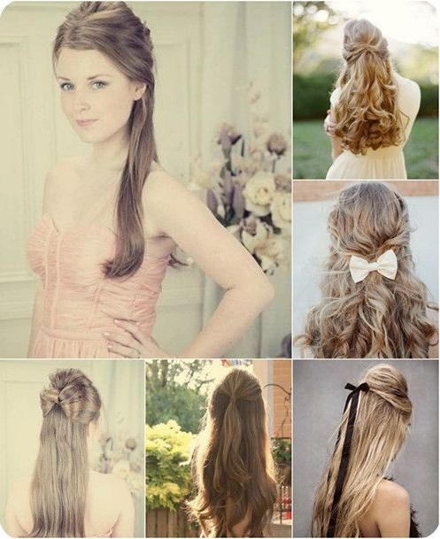 115 Best Hair Extensions Images On Pinterest | Hairdos, Human Hair In Wedding Hairstyles For Long Hair Extensions (View 1 of 15)