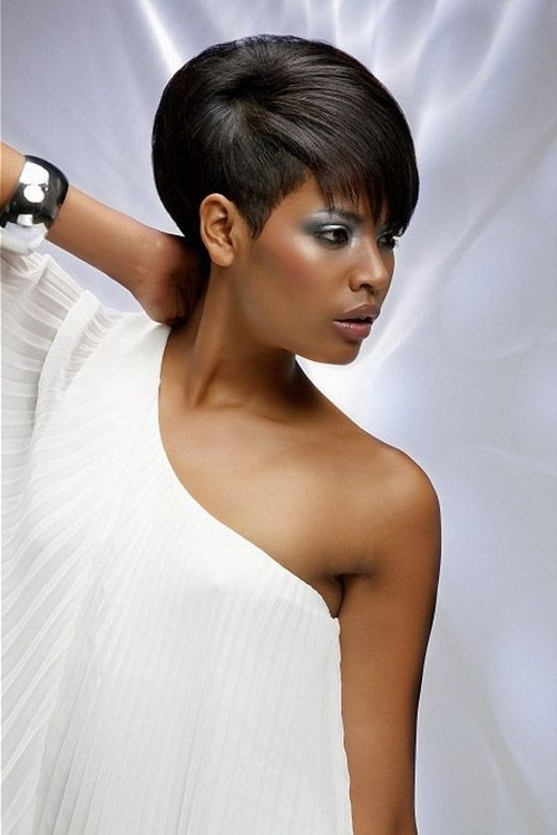 1204 Best Hairstyle Idea Images On Pinterest   Bridal Hairstyles For Wedding Hairstyle For Short African Hair (View 13 of 15)