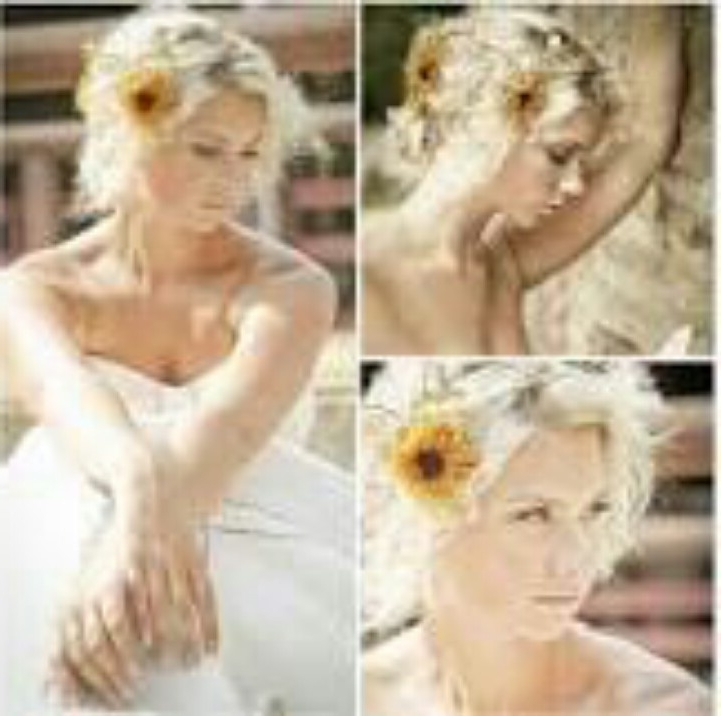 137 Best Hairstyles Images On Pinterest | Gorgeous Hair, Hair Dos Within Wedding Hairstyles With Sunflowers (View 10 of 15)